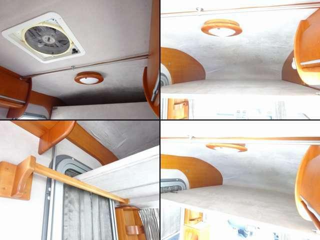 FFヒーター サイドオーニング ソーラー ツインサブBT 走行充電 外部電源 1500Wインバーター 延長バンクベッド マックスファン