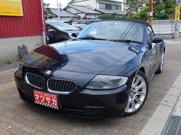 BMW Z4 ロードスター リミテッドエディション 専用18アルミ 専用レザーシート
