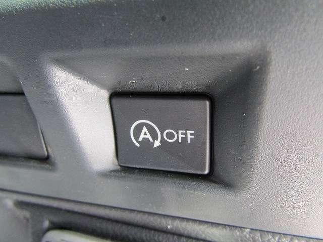 燃費がGOOD!アイドリングストップ。