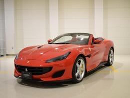 フェラーリ ポルトフィーノ F1 DCT メーカー保証 7年メンテナンス