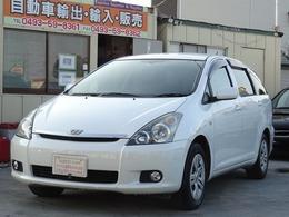 トヨタ ウィッシュ 1.8 X ネオエディション 2DINナビ 3列シート ETC ワンセグ 177