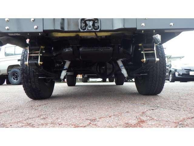 最終型・リアLSD・5速・寒冷地・ZEAL2インチUP新品・集中ロック・PW・ブラッドレーV・ジオランダーAT-S・ETC・キーレス