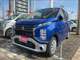 三菱 eKクロス 660 M セーフティレス 新車保証継承