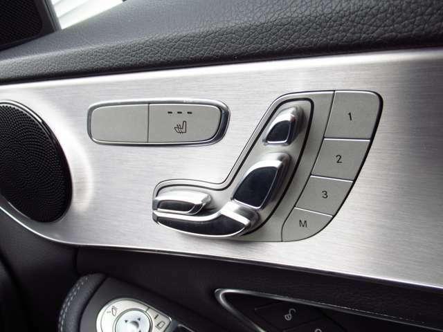 ●前席シートヒーターを装備!