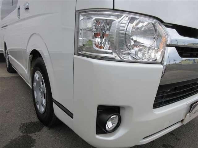 明るい光で安心ドライブ! ★LEDヘッドランプ★