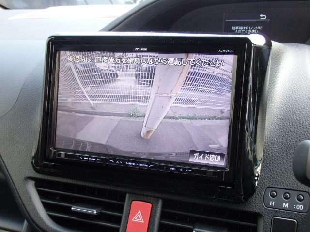 Aプラン画像:大きな車両でも安心して駐車できるバックカメラも勿論装着済みです☆