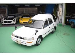 トヨタ カローラバン ハイルーフ 1.5DX ハイルーフバン TECS特装車