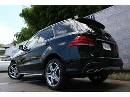 人気のSUVモデル!GLE350d 4マチック スポーツ 入庫です!外装は人気のオブシディアンブラックを配色!