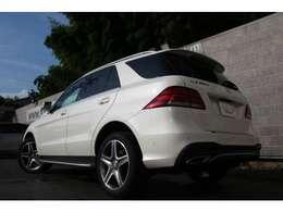 人気のSUVモデル!GLE350d 4マチック スポーツ 入庫です!外装は人気のダイヤモンドホワイトを配色!