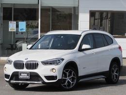 BMW X1 xドライブ 20i xライン 4WD 認定中古車 弊社下取り 純正ナビ ETC