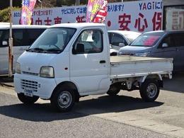 スズキ キャリイ 660 KA 3方開 4WD ラジオ 切替式4WD