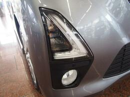 LEDヘットライト・フォグランプ装備
