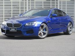 BMW M6 グランクーペ 4.4 黒革 20AW LED ヘッドアップD 7速DCT