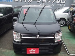 スズキ ワゴンR 660 ハイブリッド FX 4WD セーフティサポート装着車