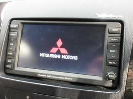 純正HDDナビを装備でロングドライブも快適です。