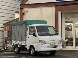 スバル サンバートラック 660 TB 三方開 4WD 4WD