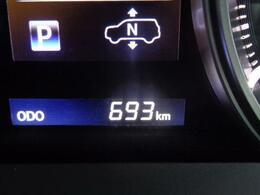 走行600キロ台★