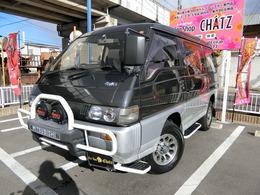 三菱 デリカスターワゴン 2.5 エクシード クリスタルライトルーフ ディーゼルターボ 4WD