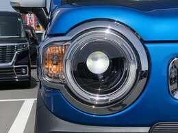 LEDヘッドランプ装備☆明るいライトで視界良好!夜のドライブも楽しめますね☆ハイビームアシスト&オートライトシステム装備☆
