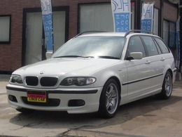 BMW 3シリーズツーリング 318i Mスポーツ ワンオーナー DVDナビ ディーラー車