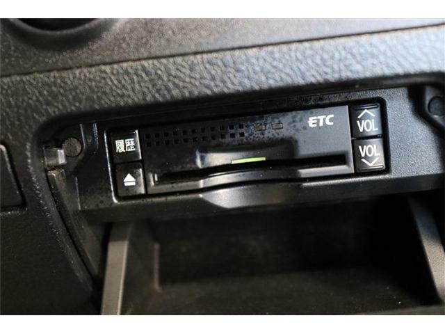 ETC付きで高速道路も割安でスムーズに通過できます。