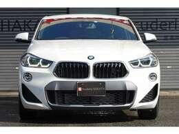 BMW・LEDヘッドライト・LEDポジショニングライト。