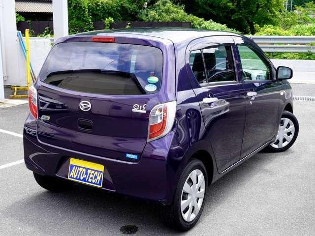 車検整備付の販売で自社保証も付いてます。