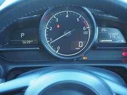 メーター周りもご確認下さい。走行5639キロです。