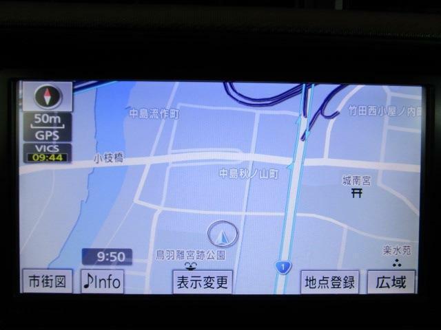 SDナビ地デジTV付のお値打ち車!DVDビデオ再生&ミュージックサーバー機能付!