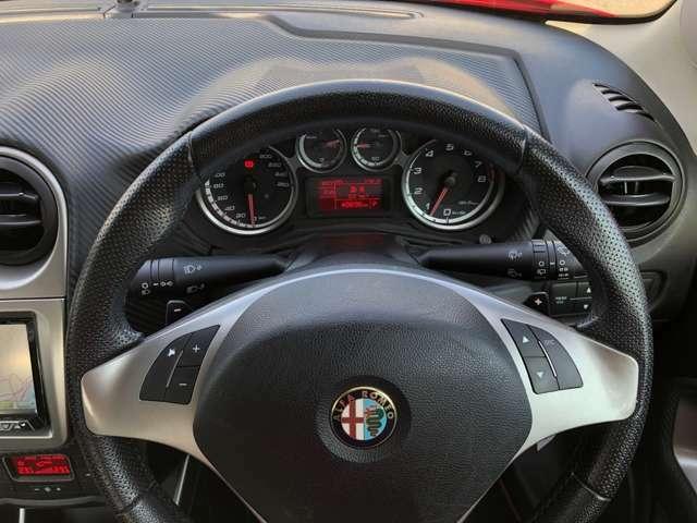 マルチファンクションディスプレイ Alfa TCT用パドル式スイッチ