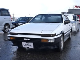 トヨタ スプリンタートレノハッチバック 1.6 GTV