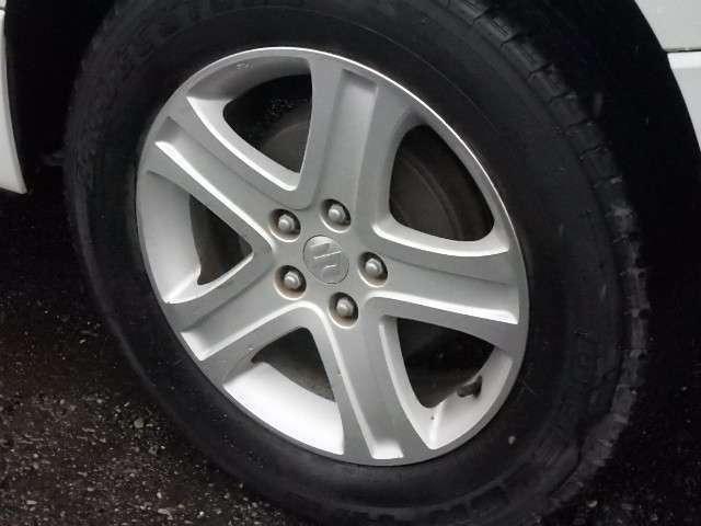 タイヤはご納車前に新品交換致します。もちろん、料金込みですよ。