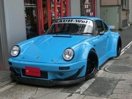 ポルシェ 911 930 3.4RSRエンジン仕様 GT3用ブレーキ ダックテール コイルオーバー