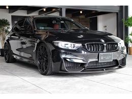 BMW M3セダン コンペティション M DCT ドライブロジック Mパフォーマンスカーボンパーツ KWver3