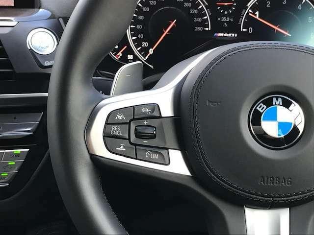 【アクティブクルーズコントロール】先行車との車間距離を維持しながら自動で加減速を行い走行をサポートしてくれる優れもの。車両停止や再加速も行うので渋滞時の運転負荷の軽減にも貢献します!