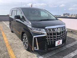 トヨタ アルファード 2.5 S Cパッケージ SDナビ+JBL+Dインナーミラー+Sタイヤ+TMR