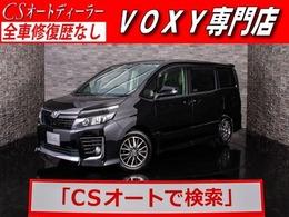 トヨタ ヴォクシー 2.0 ZS 両側自動ドア/11インチ後席モニター