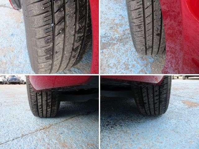 タイヤサイズ:205/60R16