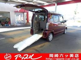 ホンダ N-BOX+ 660 カスタムG Lパッケージ 福祉車両 スローパー 12ヵ月保証