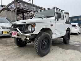 スズキ ジムニー 660 幌 CC 4WD リフトアップ・ベース車