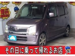 マツダ AZ-ワゴン 660 FX-Sスペシャル 即日OK 検査済み 検約2年 Tチェーン