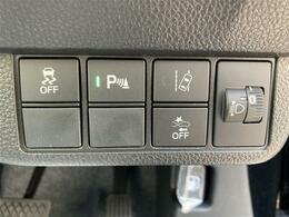【横滑り防止装置/パーキングセンサー/車線維持支援システム/衝突軽減ブレーキ】