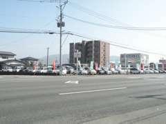 JR九州(鹿児島本線)富合駅より徒歩5分!