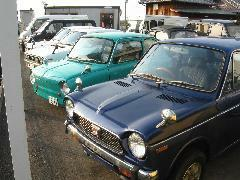 特に昭和を感じる車が大好きです。