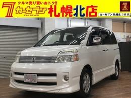 トヨタ ヴォクシー 2.0 Z 4WD カーナビBカメラ地デジスライドエンスタ