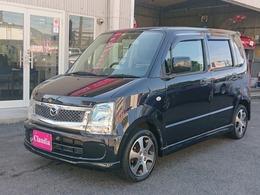 マツダ AZ-ワゴン 660 FX-Sスペシャル ETC スマートキー 純正アルミ
