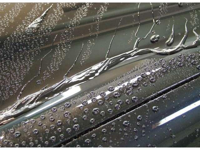 Bプラン画像:ボディーの磨きとコーティングでお車をもっとキレイに!