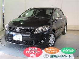 トヨタ オーリス 1.5 150X M プラチナセレクション 4WD スマートキー・エンジンスターター装備!