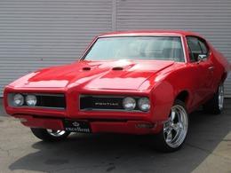 ポンテアック GTO ブラックレザー アメリカンレーシング18AW
