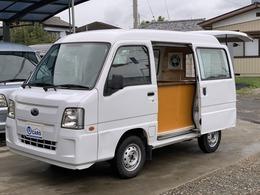 スバル サンバー 660 VB キッチンカー 移動販売車 オートマ